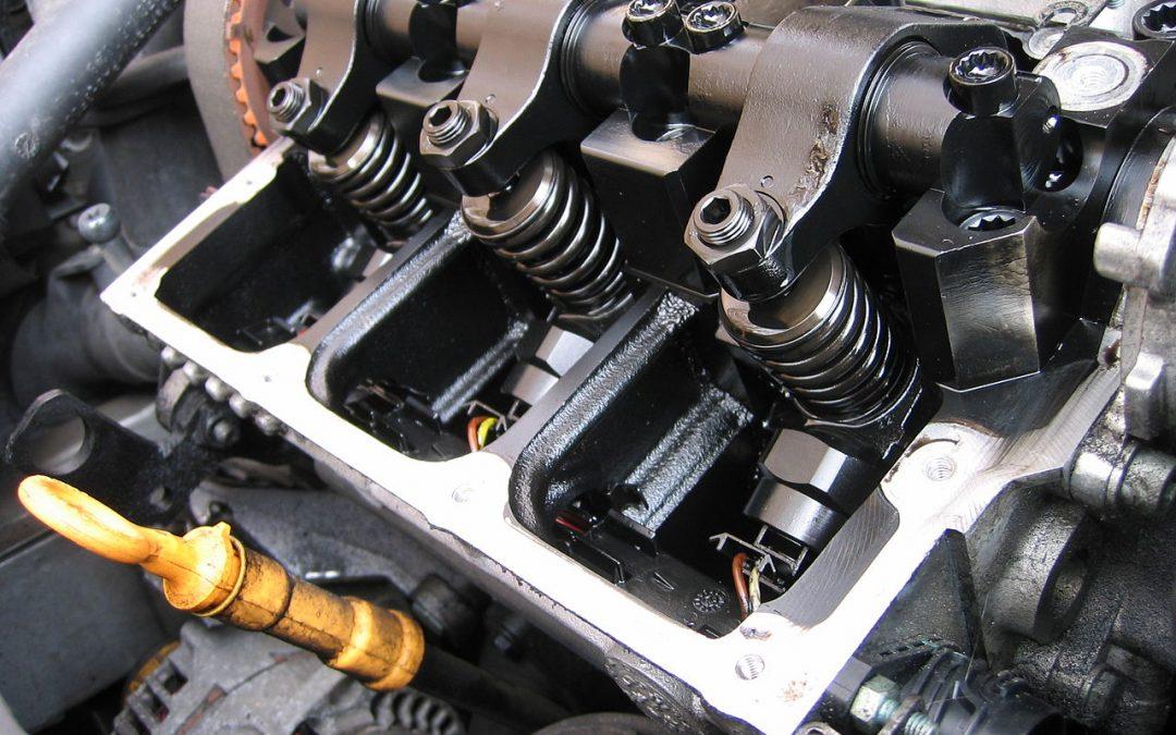 Specifika motorů Pumpe – Düse (čerpadlo – tryska)