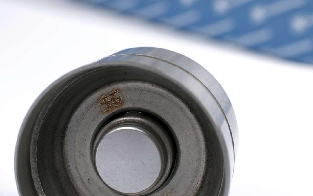 PD motory – hrníčkové zdvihátko a vymezení vůle ventilů